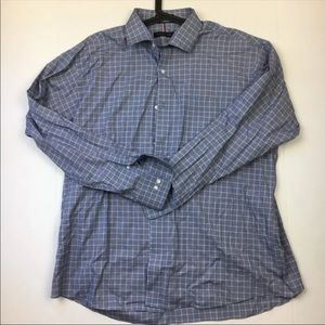 Tommy Hilfiger Men's Button Up